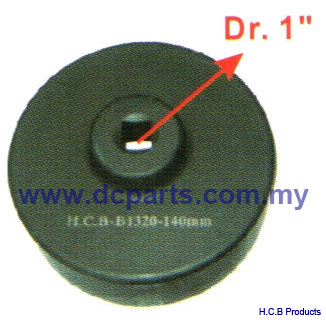General Truck Repair Tools SPECIAL SOCKETS FOR TRUCK Dr. 1, 6 POINTS B1320